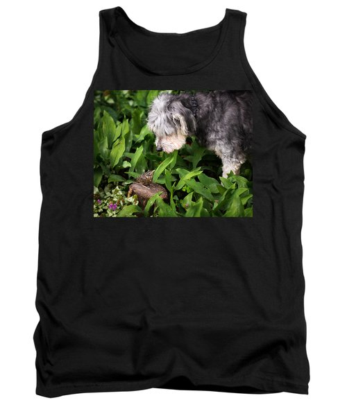 Love At First Sight Tank Top by William Beuther
