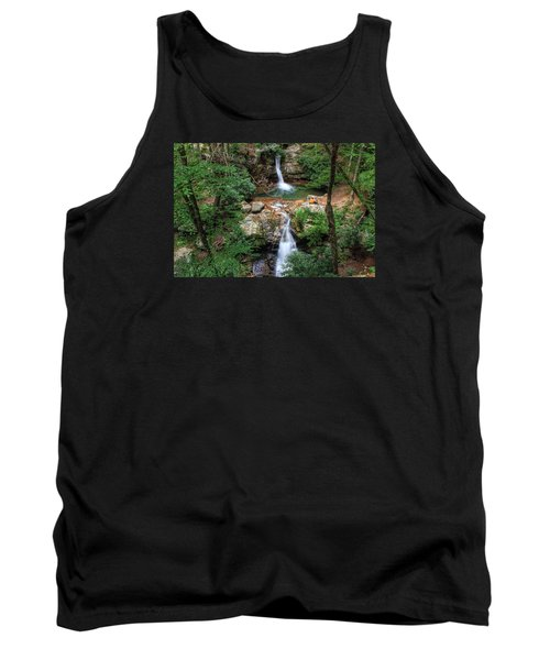 Love At The Blue Hole Tank Top