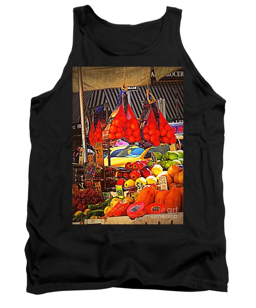 Tank Top featuring the photograph Low-hanging Fruit by Miriam Danar