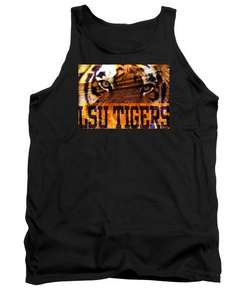 Lsu - Death Valley Tank Top