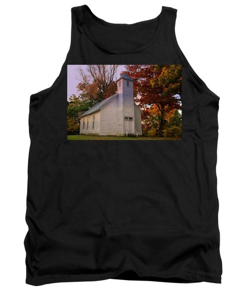 Macedonia Missionary Baptist Church Tank Top by Chris Flees