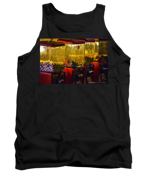 Machines Tank Top