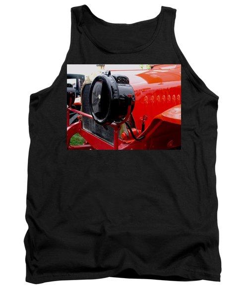 Mack Truck 2 Tank Top by Chris Thomas