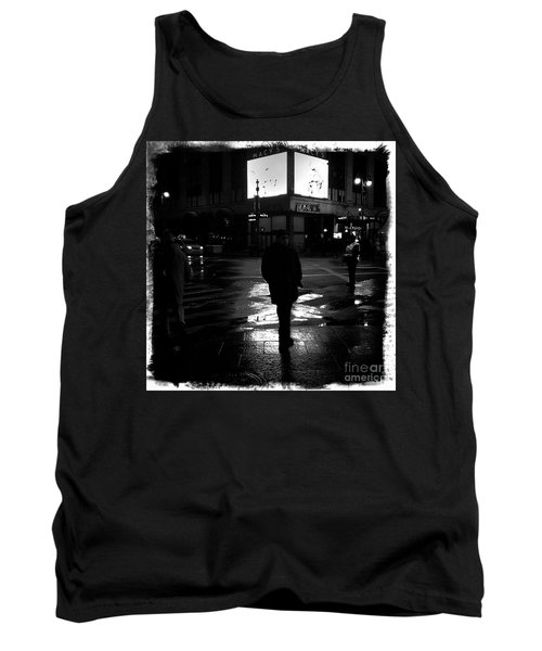 Tank Top featuring the photograph Macy's - 34th Street by James Aiken