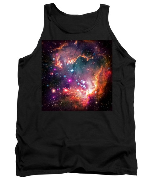 Magellanic Cloud 2 Tank Top by Jennifer Rondinelli Reilly - Fine Art Photography