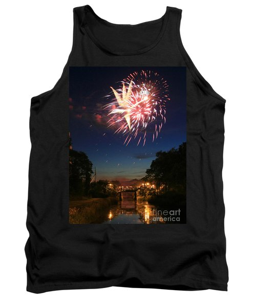 Magic In The Sky Tank Top