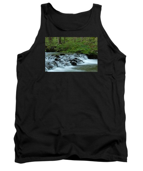 Tank Top featuring the photograph Magical River by Julie Andel