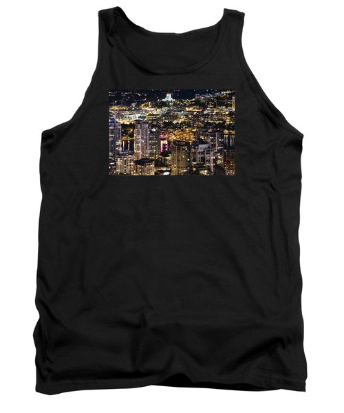 Tank Top featuring the photograph Magical Yaletown Harbor Mdxlix by Amyn Nasser