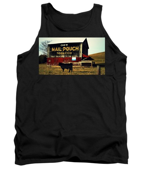 Mail Pouch-4 Tank Top