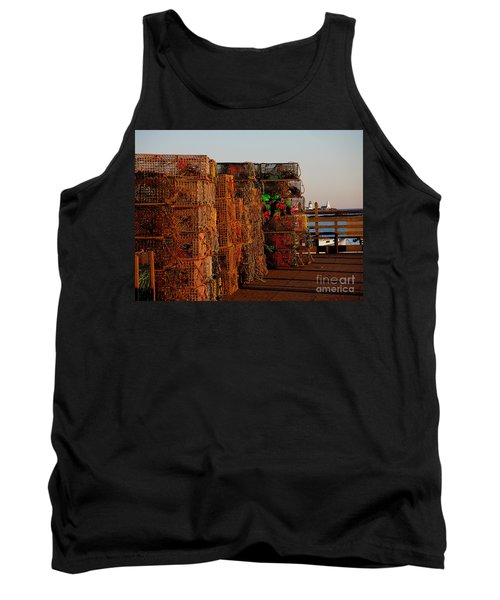 Maine Traps Tank Top