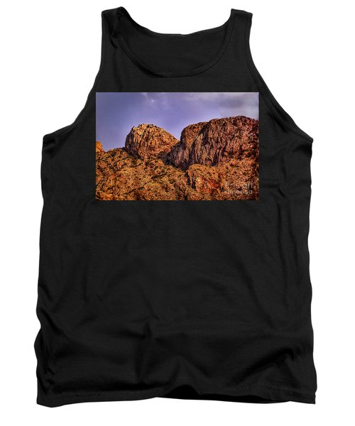 Tank Top featuring the photograph Majestic 15 by Mark Myhaver