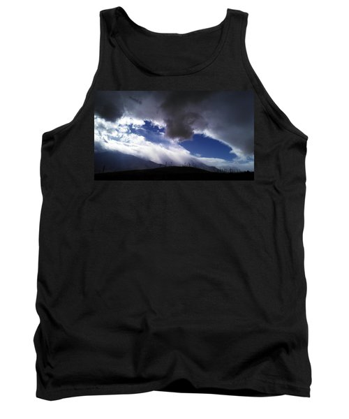 Tank Top featuring the photograph Majestic by Chris Tarpening