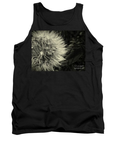 Make A Wish Tank Top by Clare Bevan