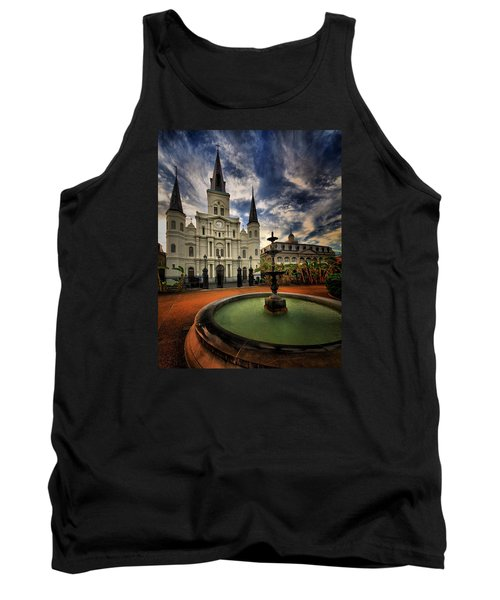 Tank Top featuring the photograph Make A Wish by Robert McCubbin