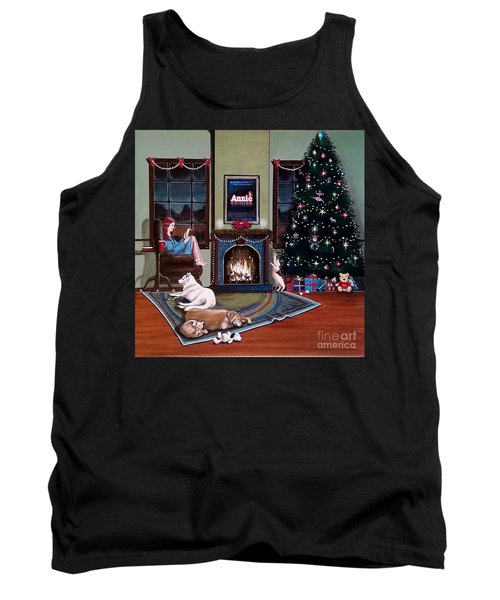Mallory Christmas Tank Top