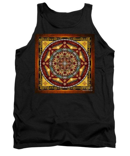 Mandala Oriental Bliss Tank Top