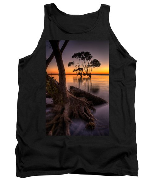 Mangroves Of Beachmere Tank Top
