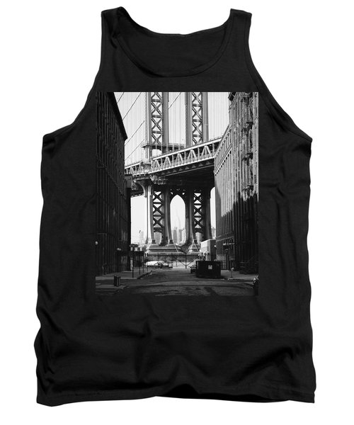 Manhattan Bridge Tank Top