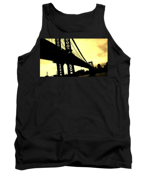 Manhattan Bridge Tank Top