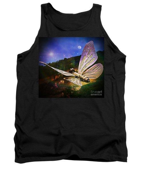 Mariposa Galactica Tank Top