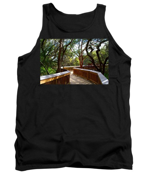 Maritime Forest Boardwalk Tank Top