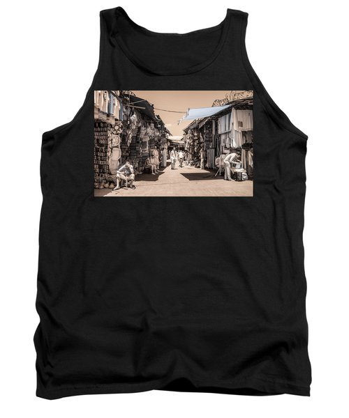 Marrakech Souk Tank Top