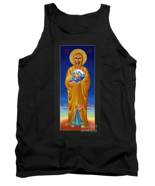 Mary Most Holy Mother Of All Nations 080 Tank Top