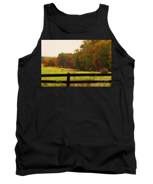 Maryland Countryside Tank Top by Patti Whitten