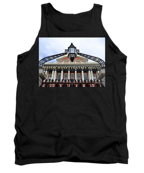 Massachusetts State House Tank Top