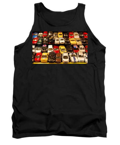 Allied Matchbox Cars  Tank Top