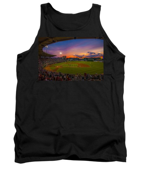 Mccoy Stadium Sunset Tank Top
