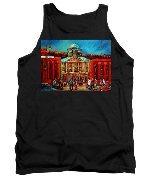 Mcgill Gates Montreal Tank Top