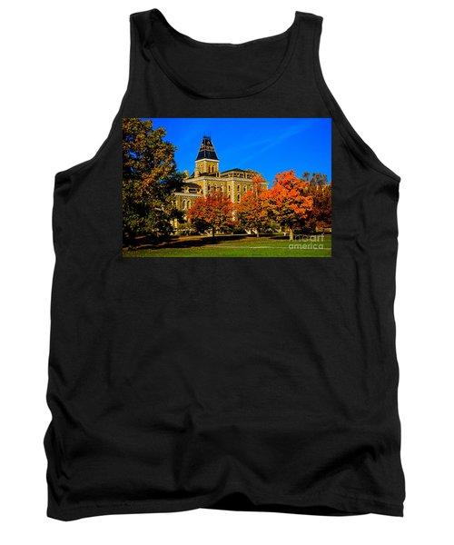 Mcgraw Hall Cornell University Tank Top
