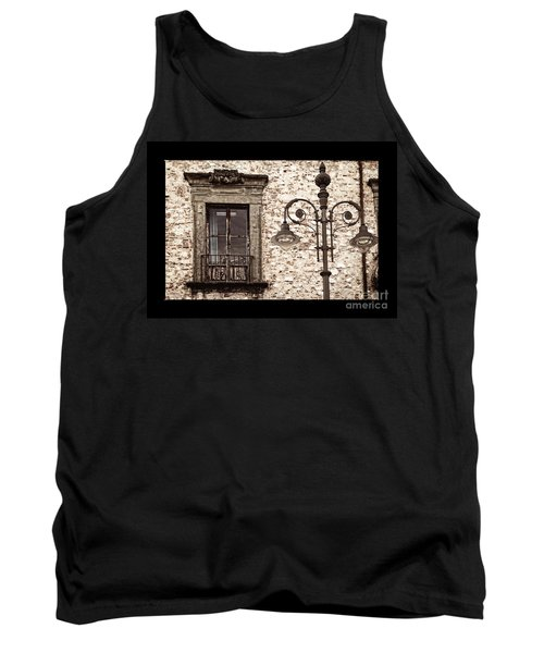 Medieval And Modern Tank Top