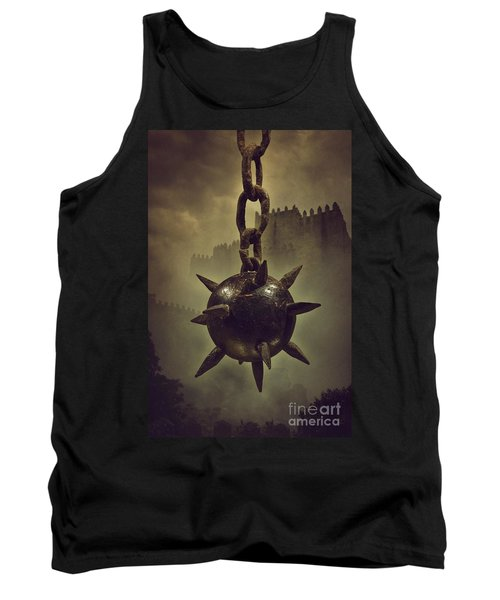 Medieval Spike Ball  Tank Top