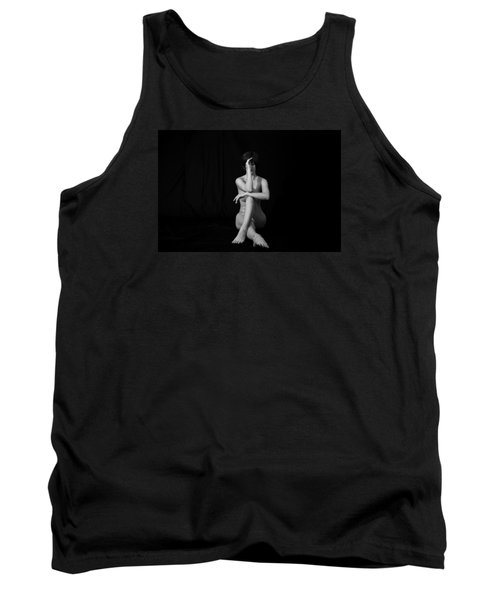 Tank Top featuring the photograph Meditation by Mez