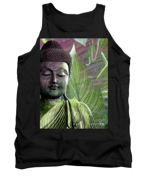 Meditation Vegetation Tank Top