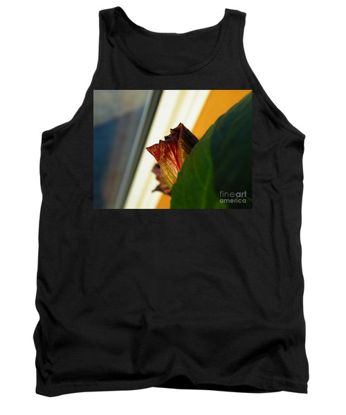 Tank Top featuring the photograph Mellow Mourning by Brian Boyle