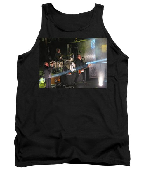 Members  Of Newsong Tank Top
