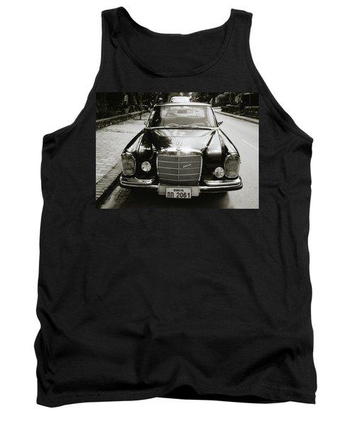 Mercedez Benz Tank Top