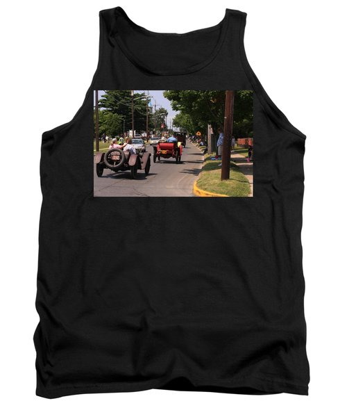 Mercers On Parade Tank Top