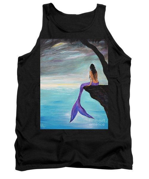 Mermaid Oasis Tank Top