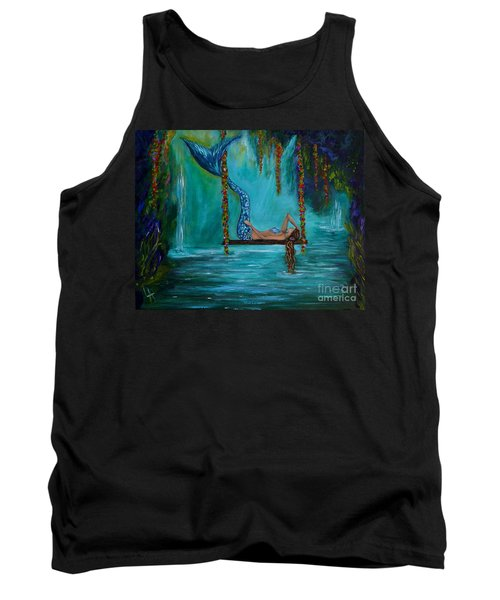 Mermaids Tranquility Tank Top