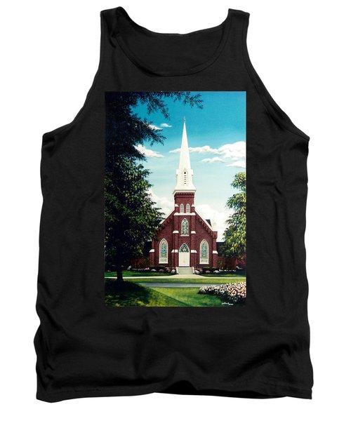 Methodist Church Tank Top