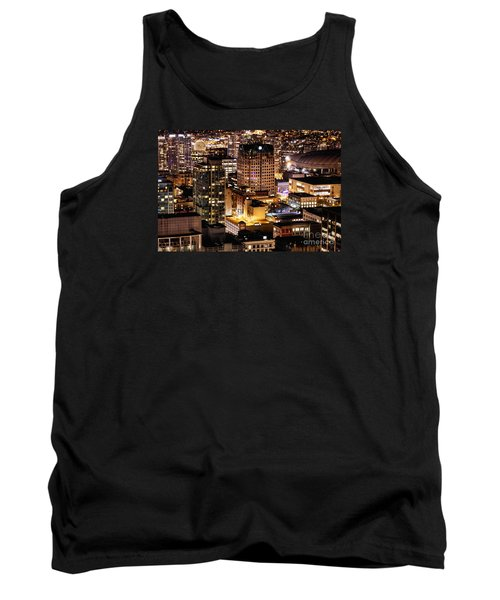 Tank Top featuring the photograph Metropolis Vancouver Mdccxv  by Amyn Nasser