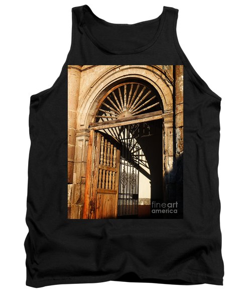 Mexican Door 27 Tank Top