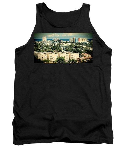 Miami Beach-0156 Tank Top