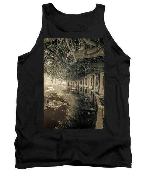 Miami Beach Lake 2 Tank Top