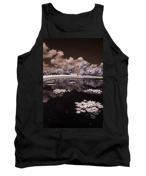Miami Beach Lake Tank Top