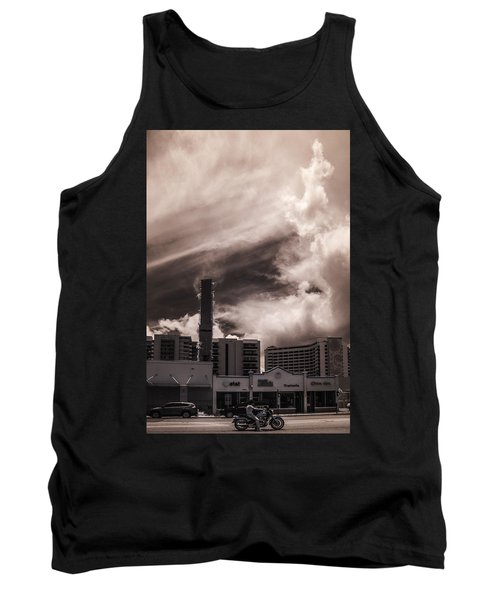 Miami Beach Sky Tank Top